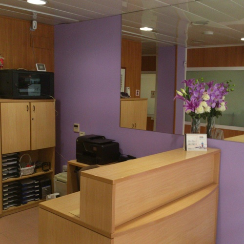 Clínica dental hospitalet
