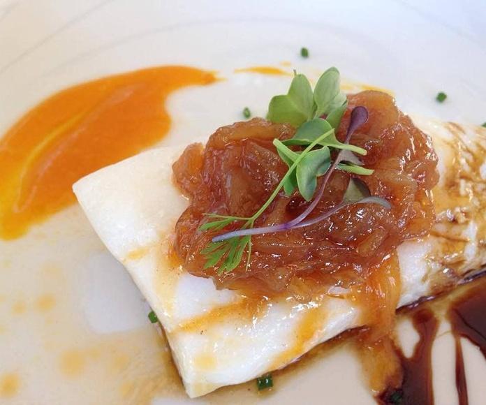 Carta de postres: Carta y menús de El Reservado Restaurante