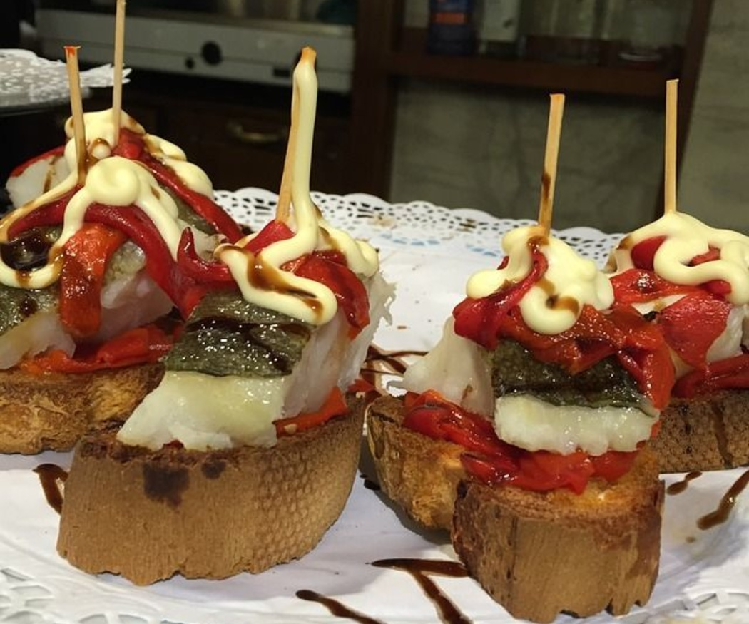 Pintxos vascos, bocados exquisitos