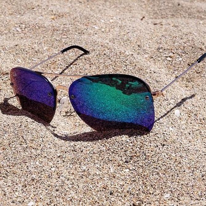 Gafas de sol para el verano