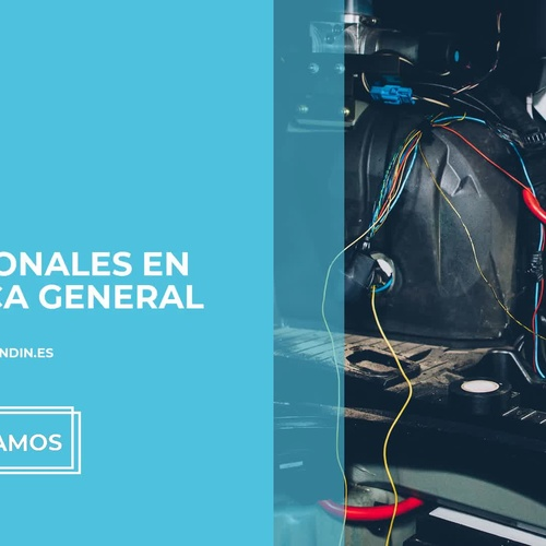 Taller mecánico en León | Talleres Fernandín