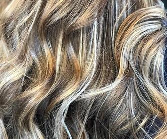 Recogidos y peinados: Servicios de La Pelu de Toñi Muñoz
