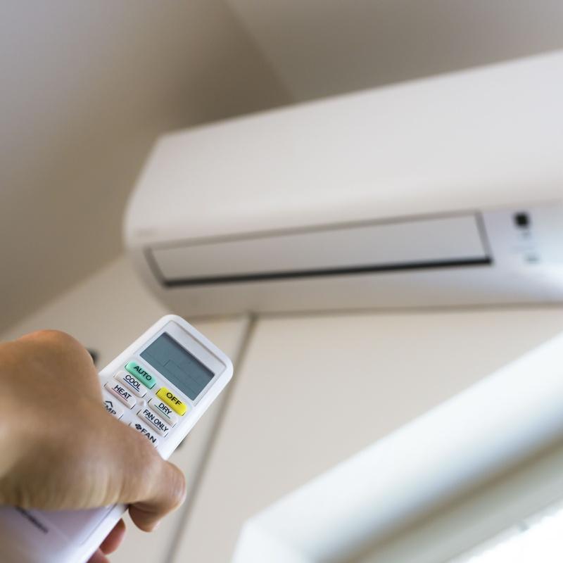 Instalación de aire acondicionado: Servicios de Reparaciones Gómez