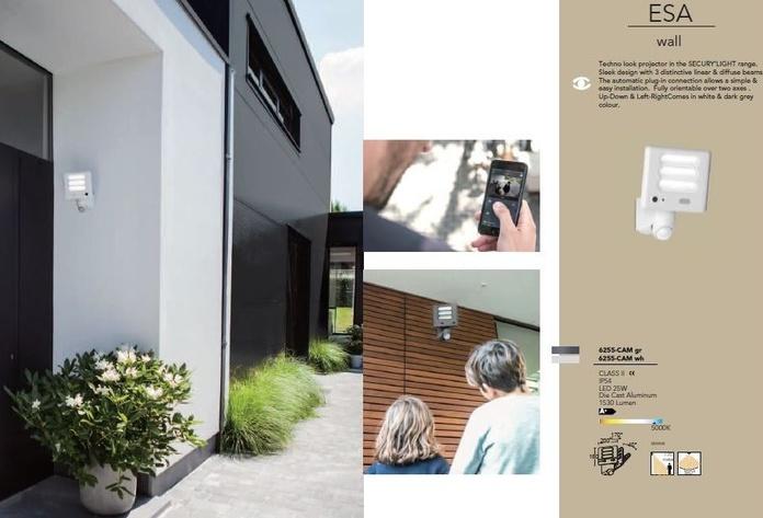 Proyector vigilancia: Productos de Centro Led Almería