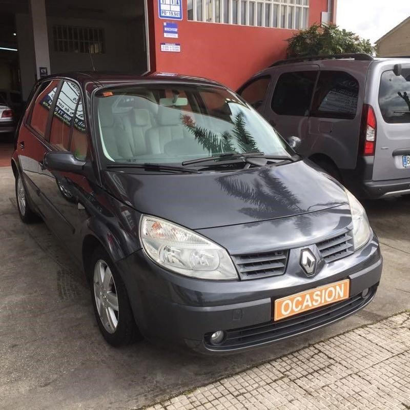 Renault Scenic 1.6 16V 105CV:  de Ocasión A Lagoa