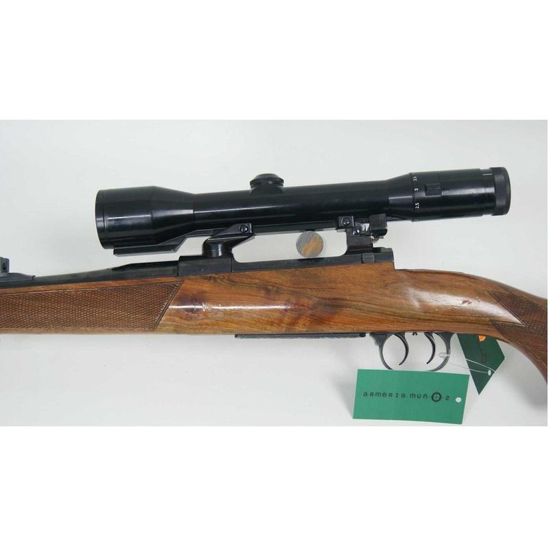 Rifle Mauser Mod: 2000 Ref: 0496: Armas segunda mano de Armería Muñoz