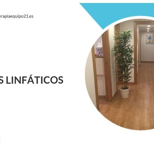 Drenaje linfático en Málaga | Fisioterapia Equipo 21
