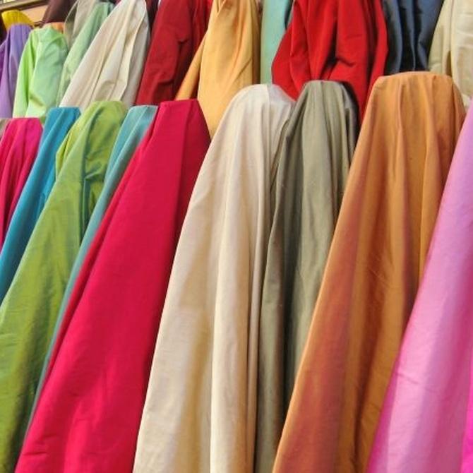 Algunas cosas a tener en cuenta para elegir la tela de tus cortinas