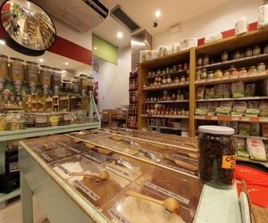 Gran variedad de productos orgánicos Biorganic Ibiza