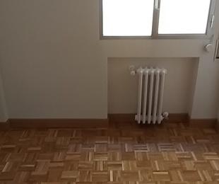 Pintado de vivienda, lijado y barnizado, colocacion de rodapie, colocacion de Pavimento laminado.
