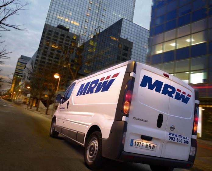 Envíos de hoy para mañana: Servicios de MRW