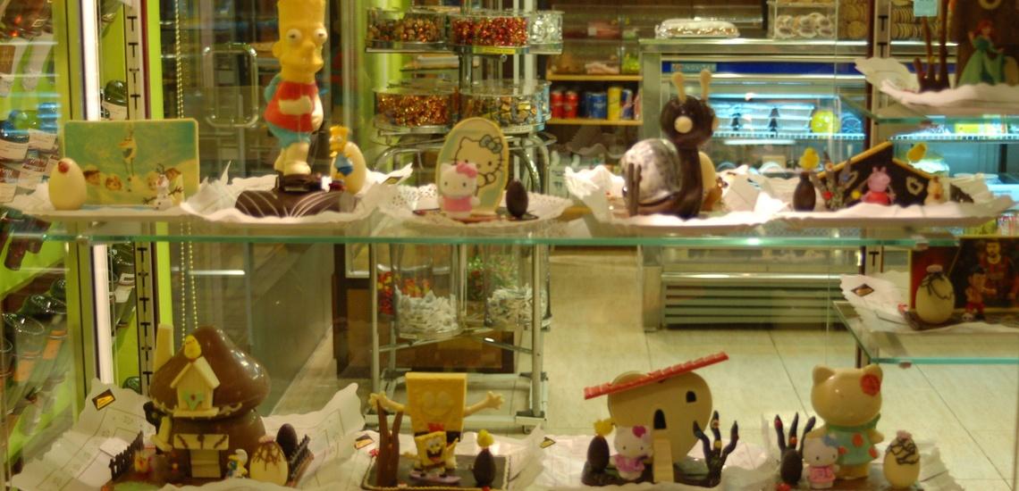 Pastelería artesanal en Salt, Girona