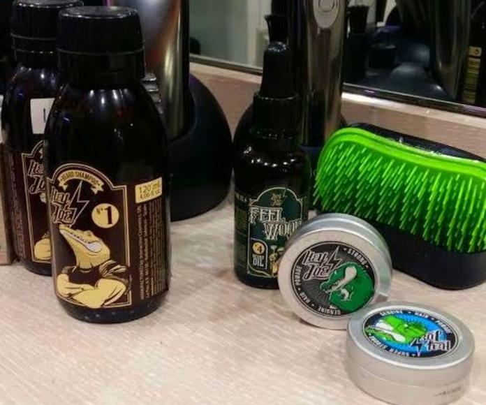 Productos especiales para barba: Servicios de Peluquería Alfredo González