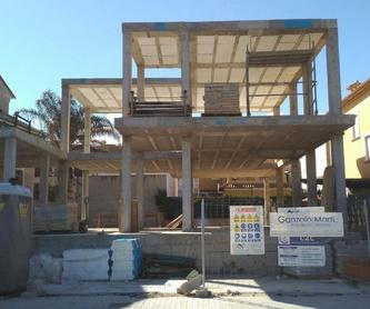 Hormigón: Servicios  de Estructuras Egea
