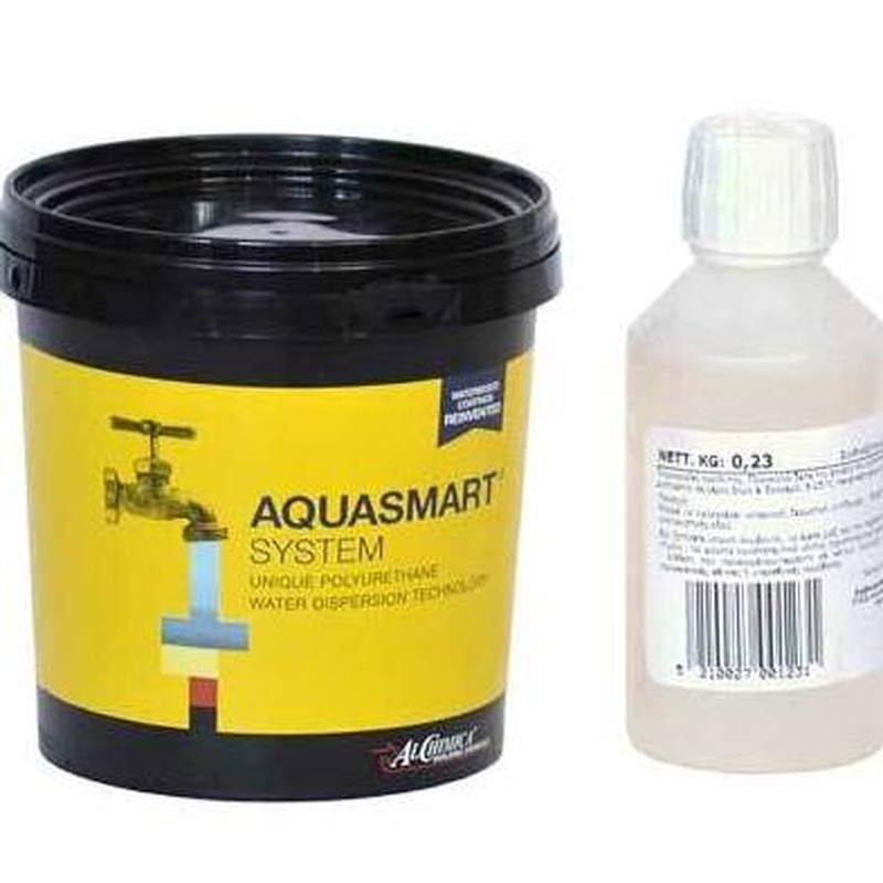 AQUASMART®-TC-2K-ANTI-STAIN en almacén de pinturas en ciudad lineal.