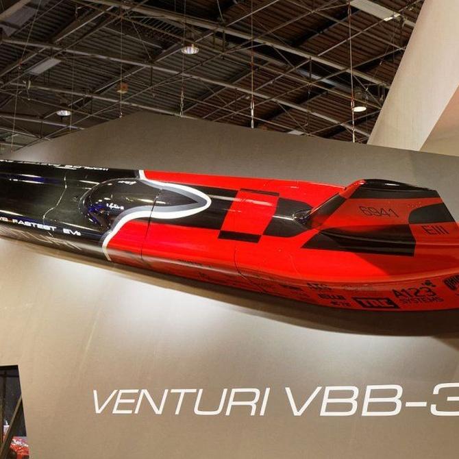 El coche eléctrico más veloz del mundo