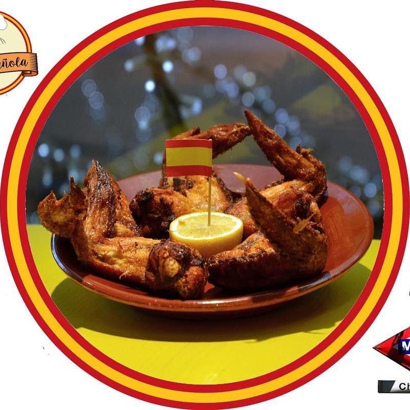 Alitas de pollo: Tapas de Tapa Española
