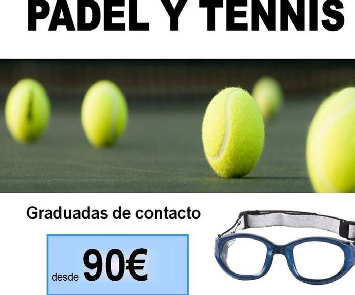 Óptica deportiva: Servicios - Promociones de Visión & CO Huelva