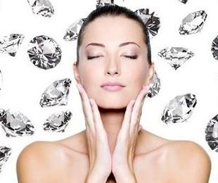 Facial Punta de diamante.