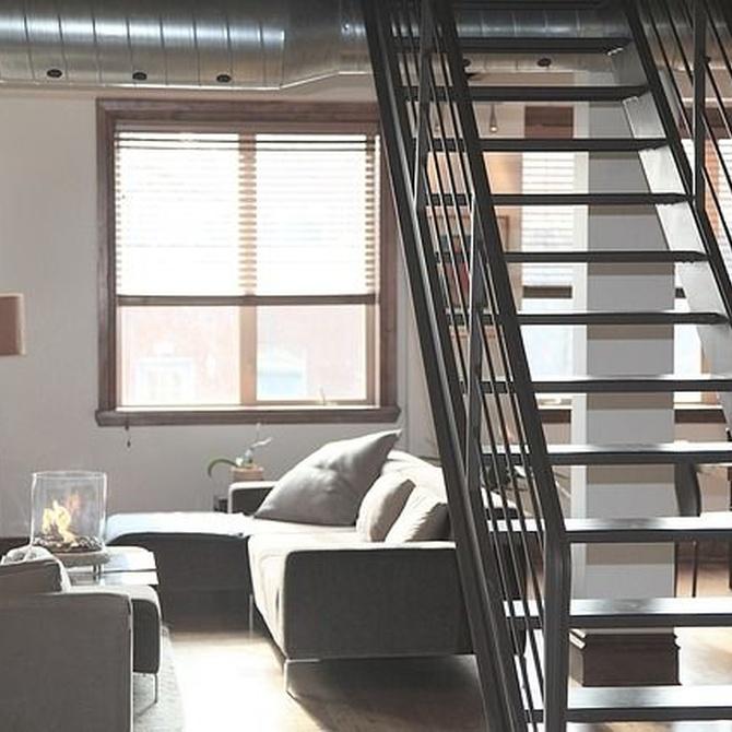 Normativa relativa a las escaleras según CTE