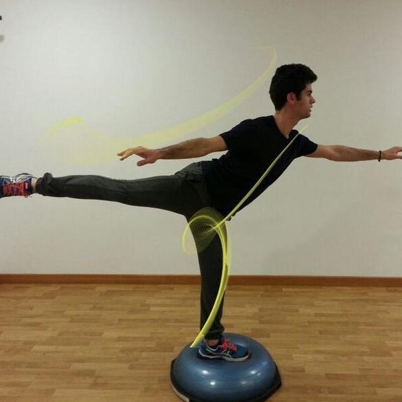 Evaluaciones posturales de post y pre-temporada en Clínica de Fisioterapia Maccari sports