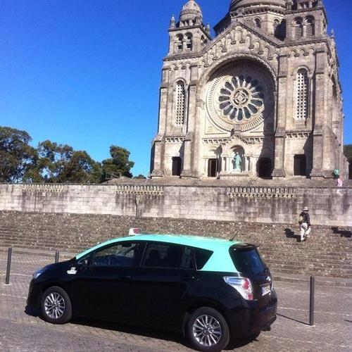 Taxis tours em Viana do Castelo