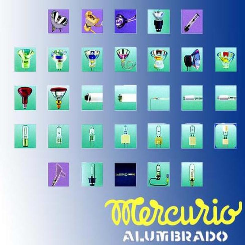 Aplicaciones médicas: Productos de Mercurio Alumbrado