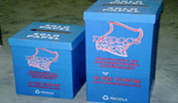 Instalación de cajas : Servicios de Desdoco