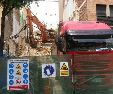 Derribo y eliminación de amianto en Madrid