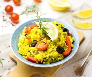 Los ingredientes de la dieta mediterránea