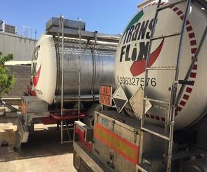 Transporte de mercancías peligrosas en Tarragona | Transportes Flix
