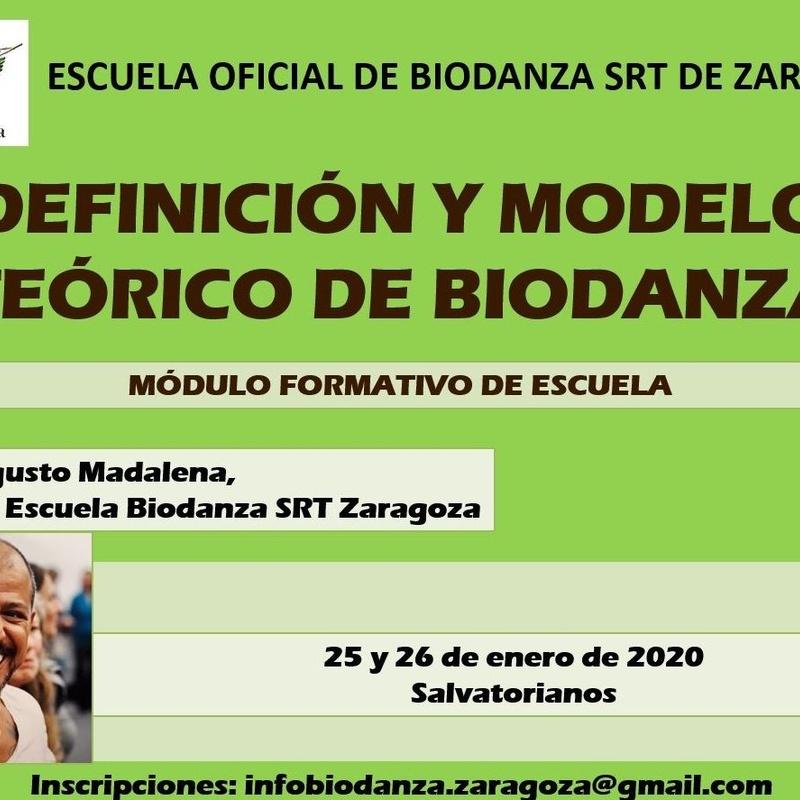 Módulo de Formación. Definición y Modelo Teórico de Biodanza