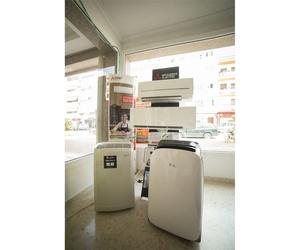 Venta de aparatos de aire acondicionado
