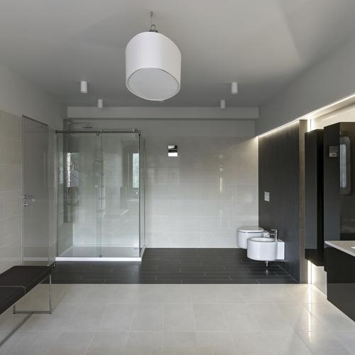 Baños modernos y funcionales en A Guarda