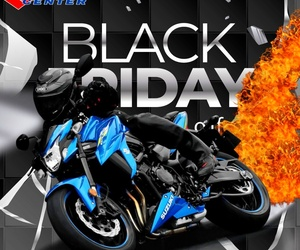 Black Friday Suzuki Center