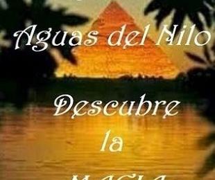 Ritual Aguas del Nilo