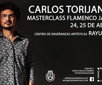 Master Class - Jazz Flamenco. Carlos Torijano