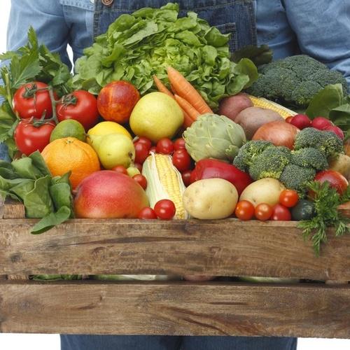 Reparto a domicilio de frutas, verduras y hortalizas de calidad