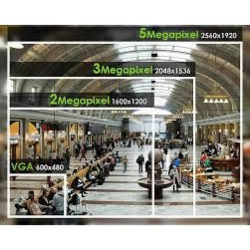 IP video surveillance: Security systems with IP cameras: Products and services de Systeline Telecomunications