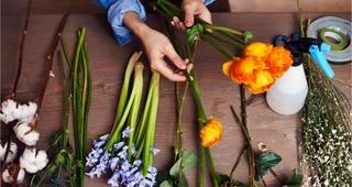 Flores: regalos personalizados