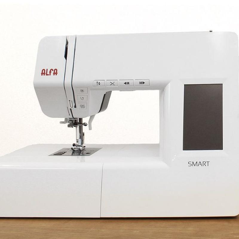 Alfa Smart: Productos de Maquinas de Coser - Servicio técnico y repuestos