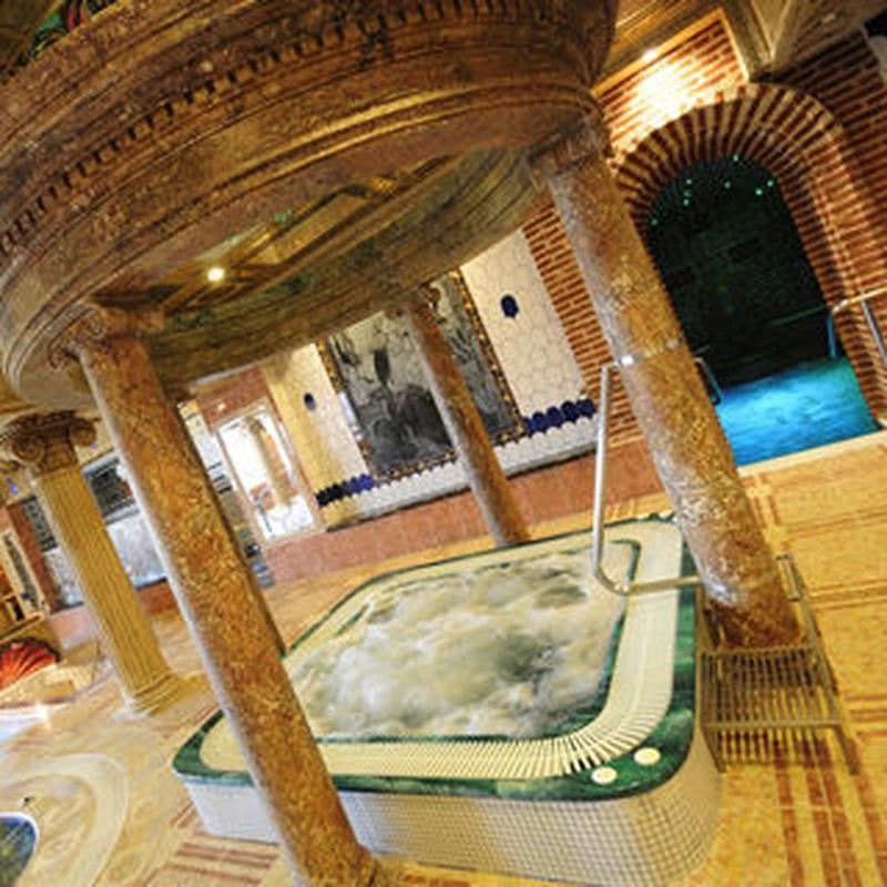 HOTEL SPA: HOTEL Y SPA de Hotel - Spa - Restaurante Convento I