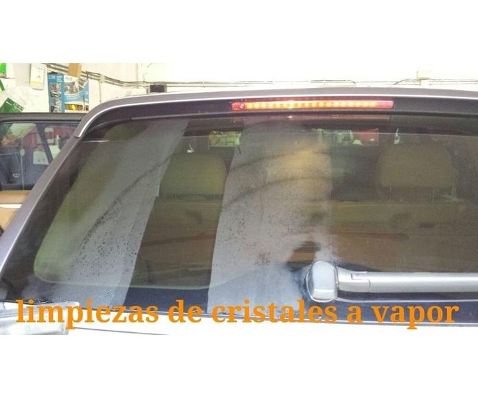 LIMPIEZA INTENSIVA DE CRISTALES: Servicios de Talleres LGA