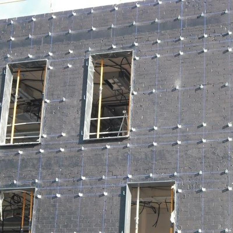 Fachadas ventiladas: Servicios de Mahía