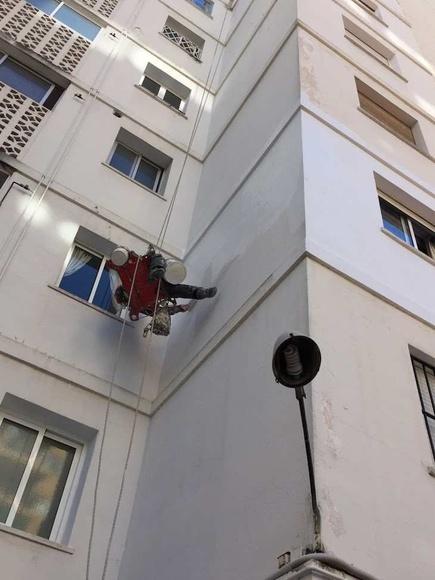Trabajos verticales: Servicios of Servicios Integrales Marbella