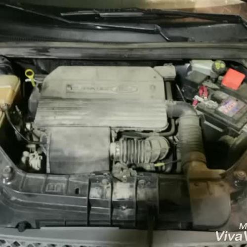 Limpieza motor.