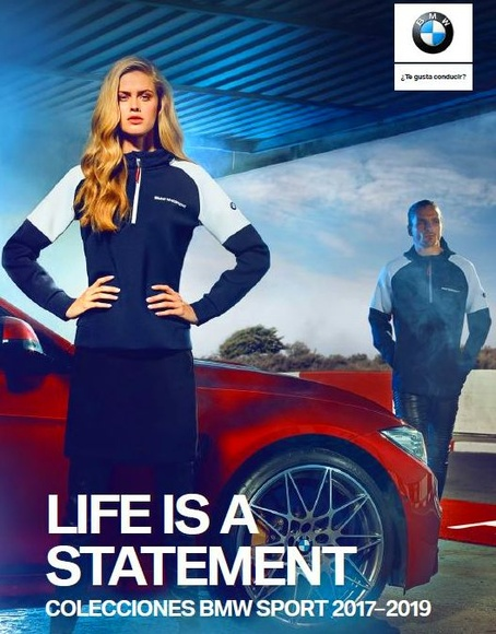 Colección BMW-Sport 2017-2019: Catálogo de Spamóvil Servicio Oficial BMW-MINI