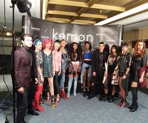 Feria y gala Kemon