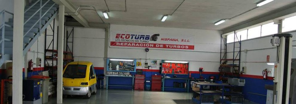 Reparación de turbos en Madrid sur | Eco Turbo Hispania