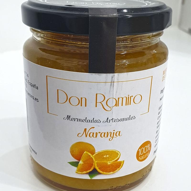 Mermelada de naranja de la mejor calidad